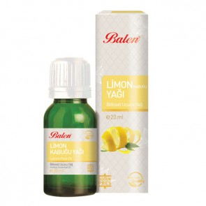 Balen Limon Yağı 20 ml