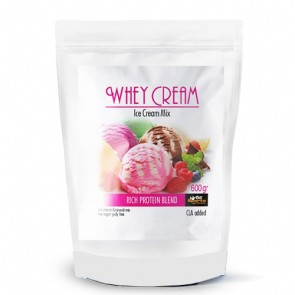 BE Sports Whey Cream Mix Dondurma Karışımı 600 gr
