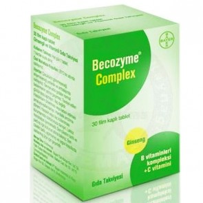 Becozyme Complex 30 Tablet