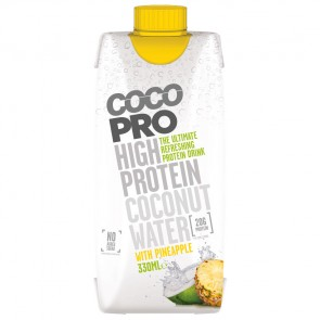 Coco Pro High Protein Coconut Water 330 ml