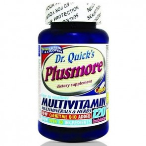 Dr. Quick's Plusmore Multivitamin 120 Tablet