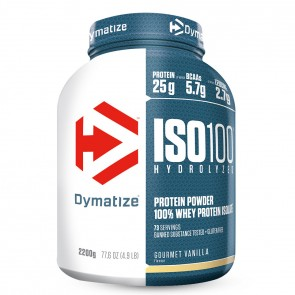 Dymatize ISO 100 Whey Protein Isolate 2275 gr