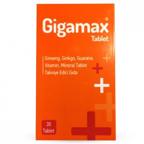 Gigamax 30 Tablet