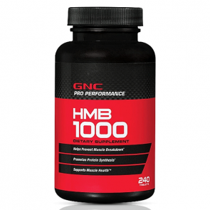 GNC HMB 1000 240 Tablet