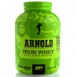Musclepharm Arnold Series Iron Whey 2270 gr