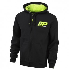 Musclepharm 'MP' Fermuarlı Sweatshirt