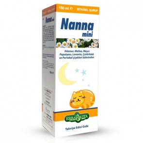 Nanna Mini Şurup 150 ml