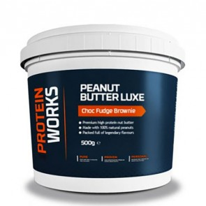 The Protein Works Peanut Butter Luxe 500 gr