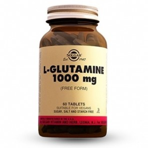 Solgar L-Glutamine 1000 mg 60 Tablet