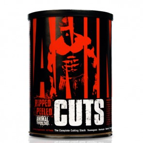 Universal Nutrition Animal Cuts 42 Paket