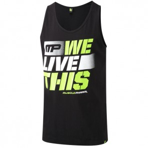 Musclepharm 'We Live This' Atlet