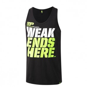 Musclepharm 'Weak Ends Here' Atlet