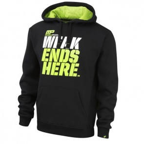 Musclepharm 'Weak Ends Here' Kapüşonlu Sweatshirt